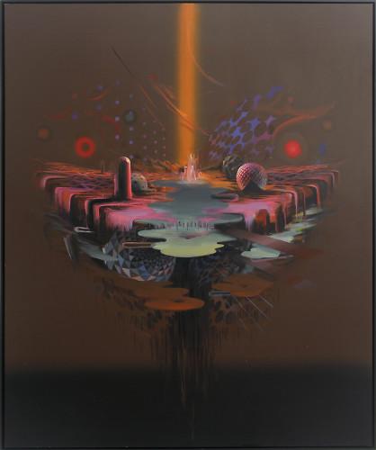 Cosmic Dust 02