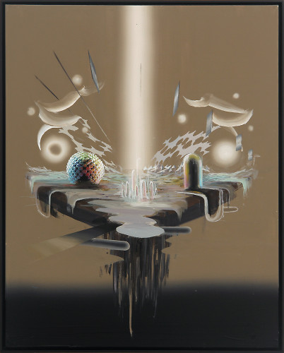 Cosmic Dust 09