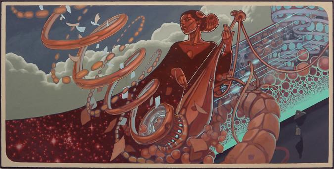 Ballad of the Crimson Nebula