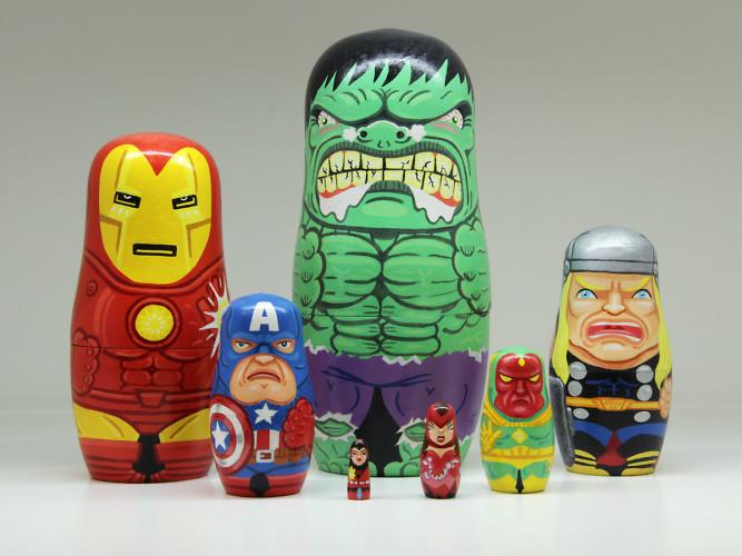 Avengers (Good Guys)