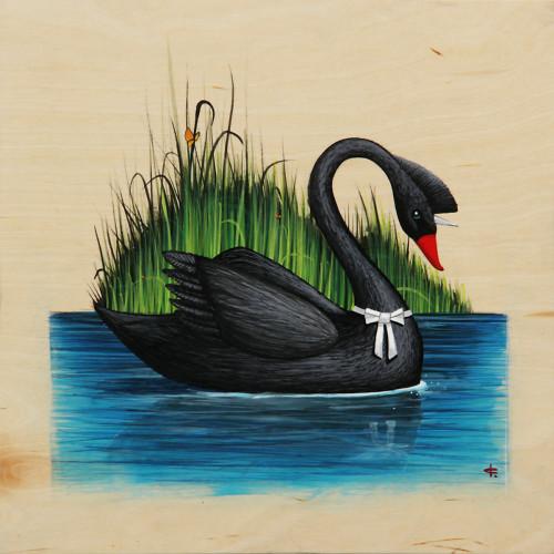 Black Swanicorn