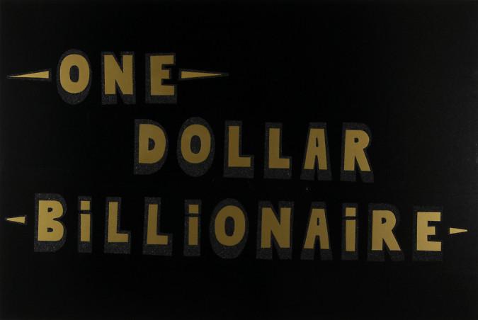 One Dollar Billionaire