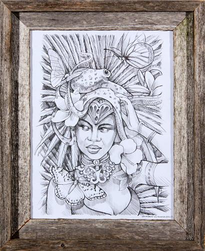Batabano Sketch