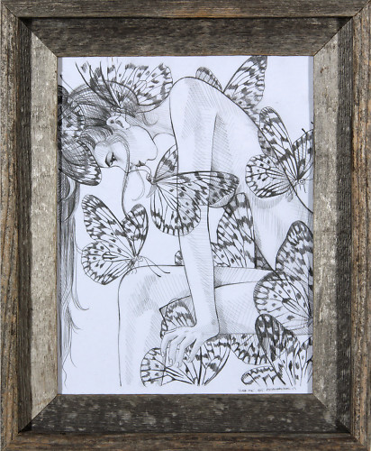 Over Me Sketch