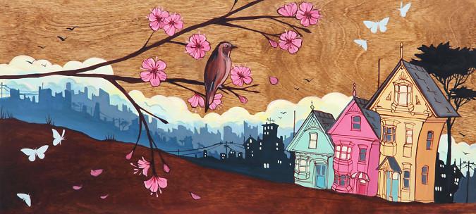 Birdsong & Blossom