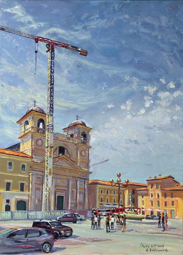 The Duomo, L'Aquila, Abruzzo