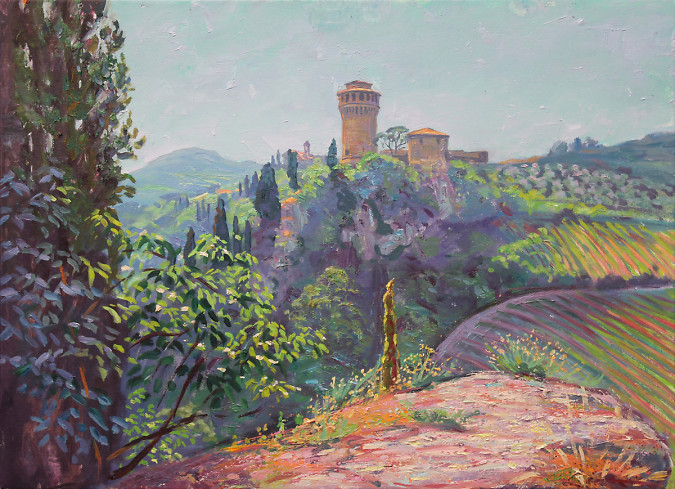La Rocca di Brisighella, Emilia Romagna