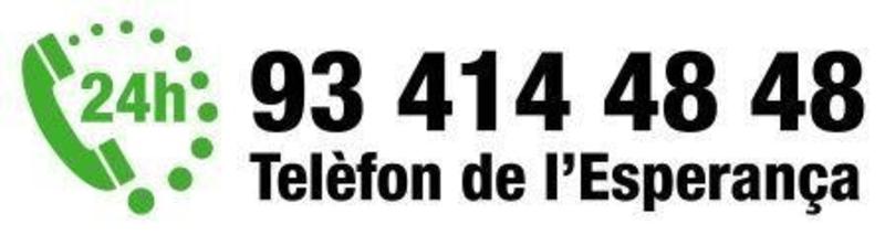 Teléfono de la Esperanza de Barcelona  - Fundació Ajuda i Esperança