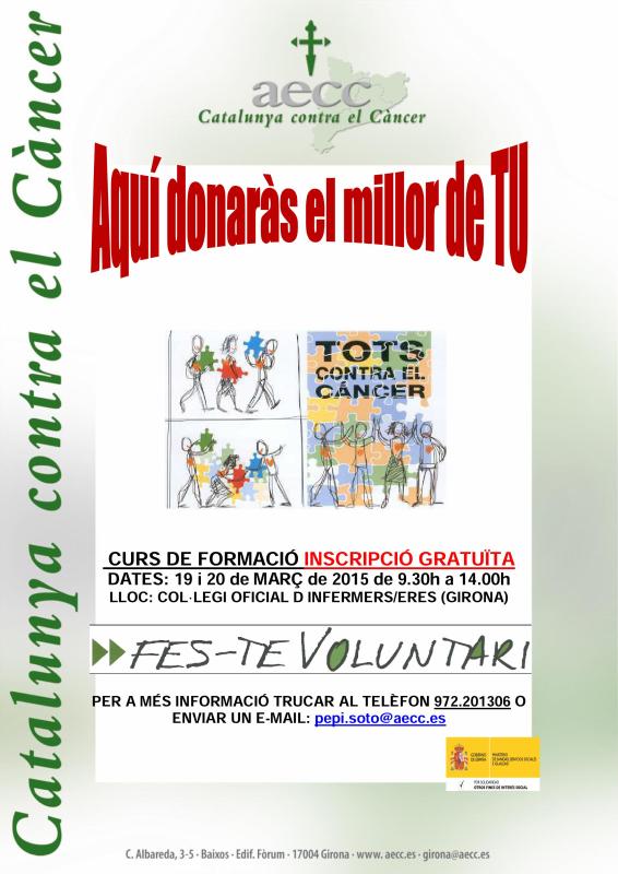 aecc-Catalunya contra el Càncer