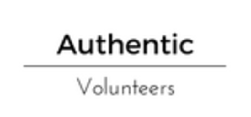 Authentic Volunteers