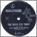The Word For Today b/w The New Breed by Billy Thorpe and The Aztecs