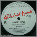Hungry Town by Big Pig
