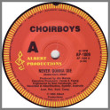 Never Gonna Die B/W Bullshit by Choirboys