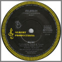 Jailbreak B/W Fling Thing by AC/DC