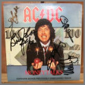 Moneytalks B/W Down On The Borderline by AC/DC