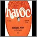 Midnight Witch B/W Warrant by Ash