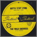 Gotta Stop Lying B/W Time Killer by The Wild Cherries
