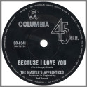Because I Love You by The Masters Apprentices
