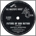 Future of Our Nation B/W New Day by The Masters Apprentices