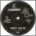 Monty & Me B/W Little Roland Lost by Zoot