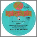 Egypt B/W Pork Is Not A Gift by Mental As Anything