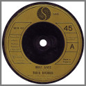 What Gives B/W Anglo Girl Desire by Radio Birdman