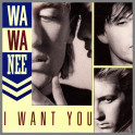 I Want You B/W When I See You Dancing by Wa Wa Nee