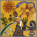Earth And Sun And Moon by Midnight Oil