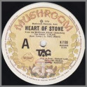 Heart Of Stone B/W I Miss You by Ted Mulry Gang (TMG)