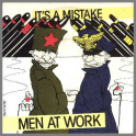 It's A Mistake B/W No Restrictions by Men At Work