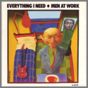 Everything I Need B/W Sail To You by Men At Work
