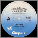 Science Fiction B/W I'll Make You Happy by Divinyls