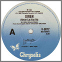 Siren (Never Let You Go) B/W Elsie by Divinyls