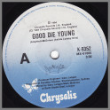 Good Die Young B/W 9:50 by Divinyls