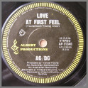 Love At First Feel B/W Problem Child  by AC/DC