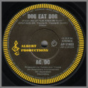 Dog Eat Dog B/W Carry Me Home  by AC/DC