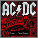 Rock 'N' Roll Train B/W War Machine by AC/DC