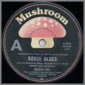 Booze Blues B/W One Star, The Moon by Madder Lake