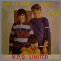 Little Boy Sad by M.P.D. Limited