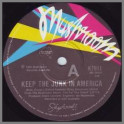 Keep The Junk In America B/W Rolls Royce by Skyhooks