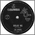 Relax Me B/W Dance To The Music by The Groove