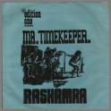 Mr. Timekeeper B/W Paradise Found by Rashamra