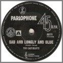 Sad And Lonely And Blue B/W Easy As Can Be by The Easybeats