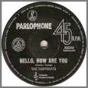Hello, How Are You B/W Falling Off The Edge Of The World by The Easybeats