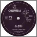 Jamie B/W I Don't Want To Love You by John Farnham