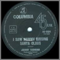I Saw Mommy Kissing Santa Claus B/W The Little Boy That Santa Claus Forgot by John Farnham