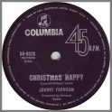 Christmas Happy B/W The Ringing Reindeer by John Farnham