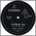 Acapulco Sun B/W As Long As Life Goes On by John Farnham