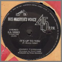 It's Up To You B/W Everything Is Out Of Season by John Farnham