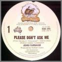 Please Don't Ask Me by John Farnham